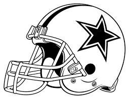 255x197 Image Result For Nfl Logo Drawings In Black Drawings Cowboys