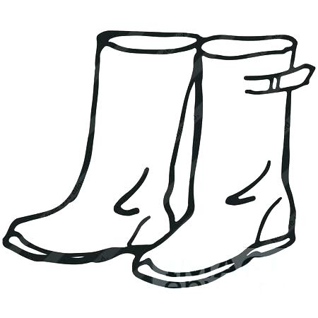 450x450 Cowboy Boots Colouring Pages Cowboy Boots Coloring
