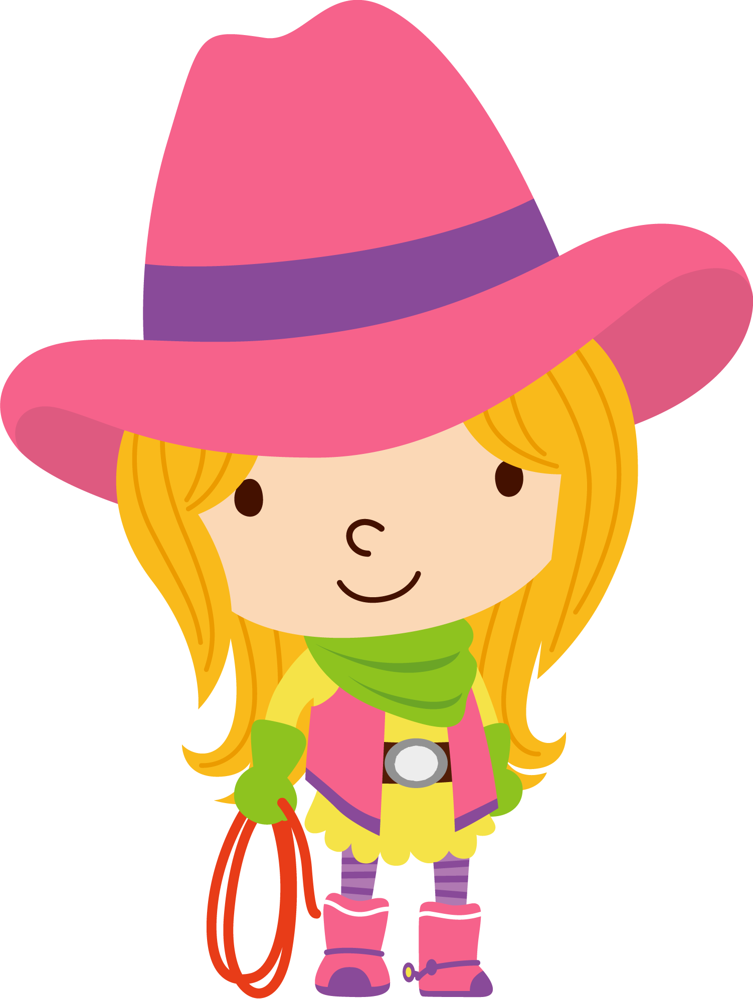 Cowgirl Drawing Free Download On Clipartmag