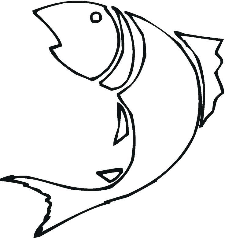 736x778 simple fish drawing simple fish drawing x simple koi fish