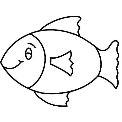 502x500 simple fish drawing simple fish drawing simple koi fish drawing