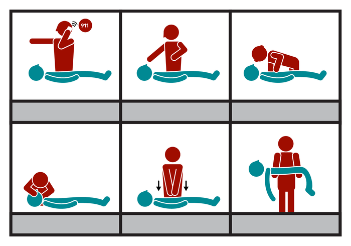 700x490 Free Cpr Vector