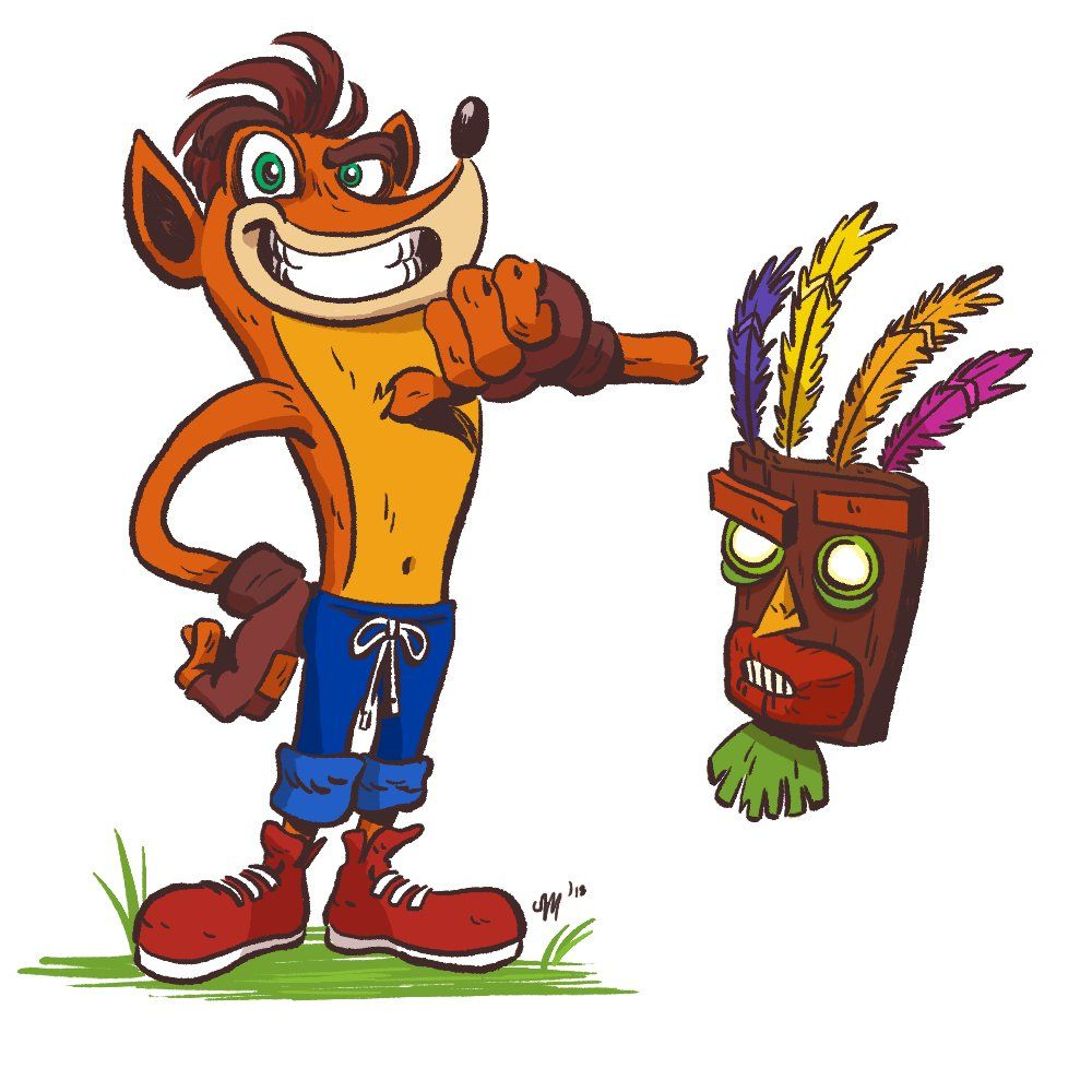 1000x1000 blanco gets it on crash bandicoot crash