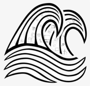 300x288 wave clip art png, transparent wave clip art png image free