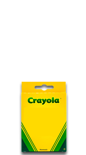 Crayon Box Drawing