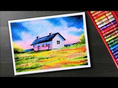 Crayon Drawings Artwork