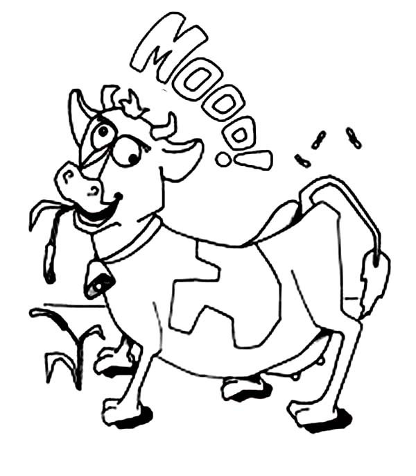 600x686 Cow