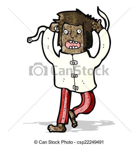 449x470 Cartoon Crazy Mad Man Vectors