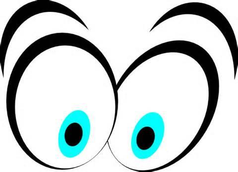 480x347 Crazy Eyes Clipart Clip Art