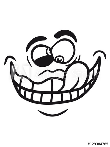 375x500 laugh grimace crazy crazy face comic cartoon funny