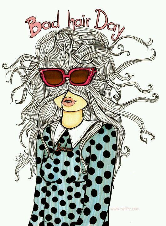 530x720 bad hair day valfre bad hair, bad hair day, hair day