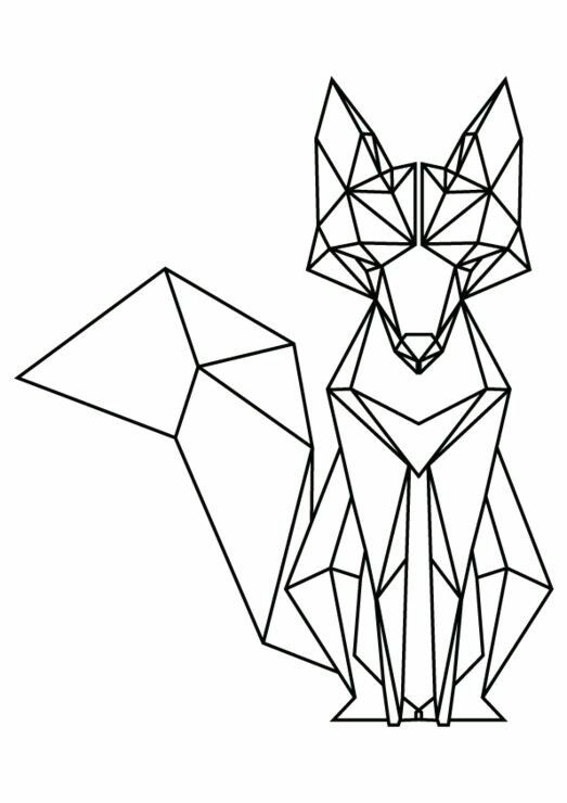 523x740 Geometric Shapes Creative Pattern Graphic Design Inspiration