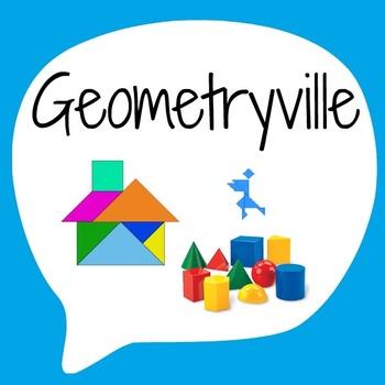350x350 Geometryville