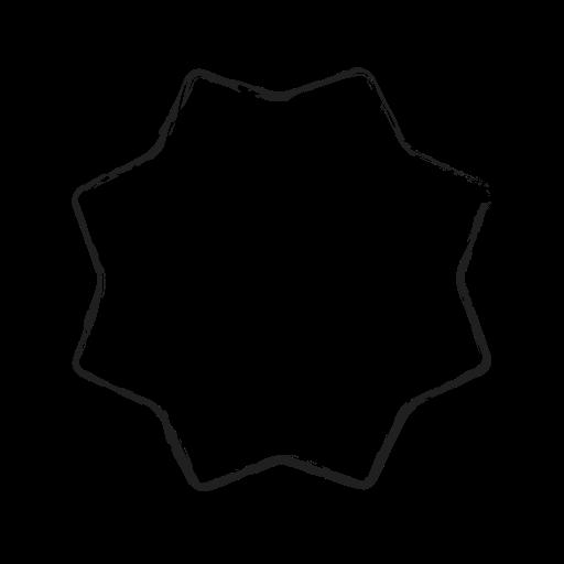512x512 Polygon, Shape, Hexagon, Geometry, Figure, Creative Icon