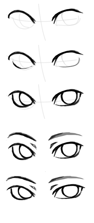 318x750 How To Draw 'the Other Eye' Because People Keep Complaining