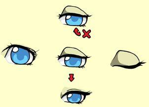 302x218 Animate Eyes Blinking