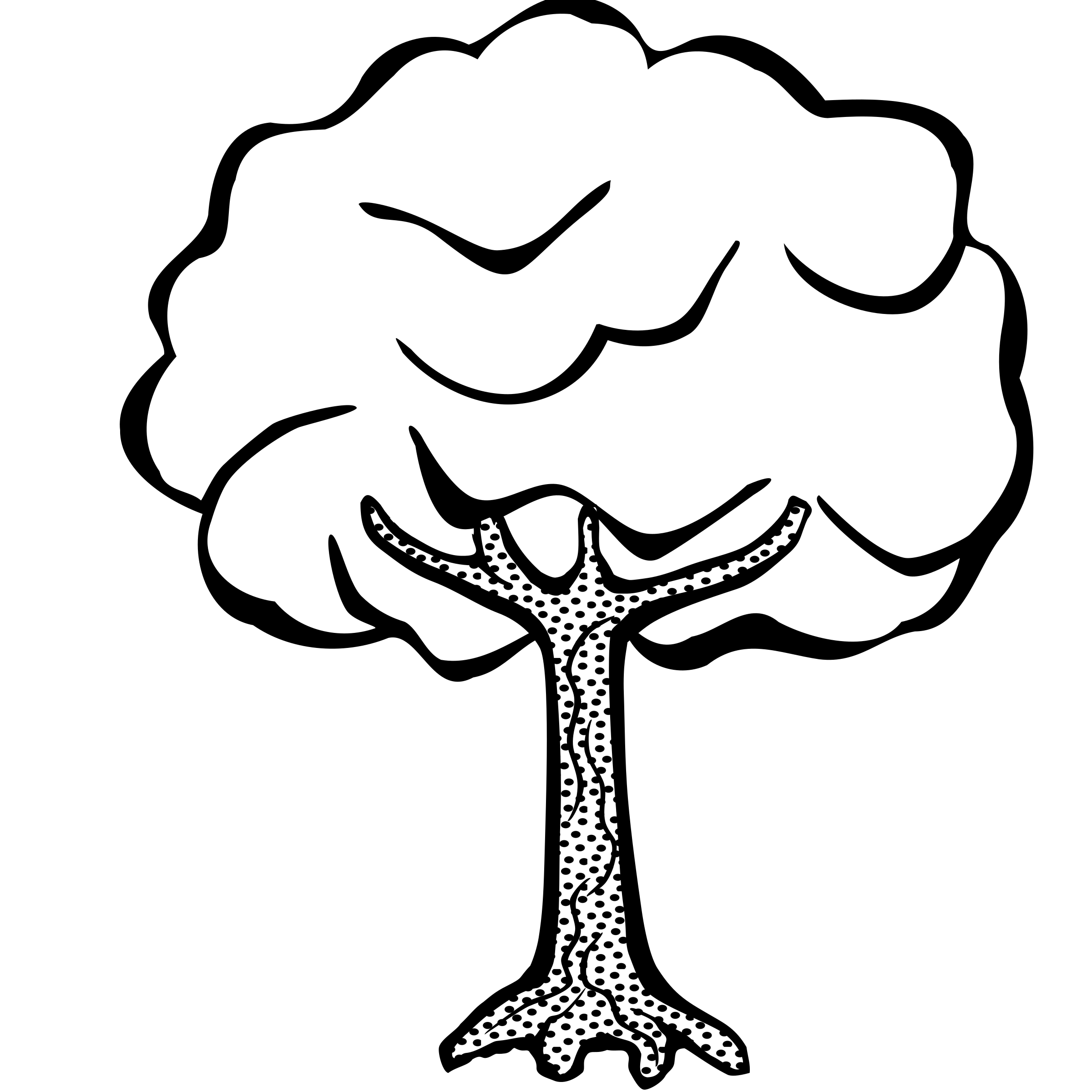 2400x2400 Collection Of Free Drawing Trees Creative Download On Ui Ex
