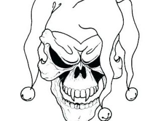320x240 Creepy Coloring Pages Coloring Creepy Coloring Pages Scary Monster