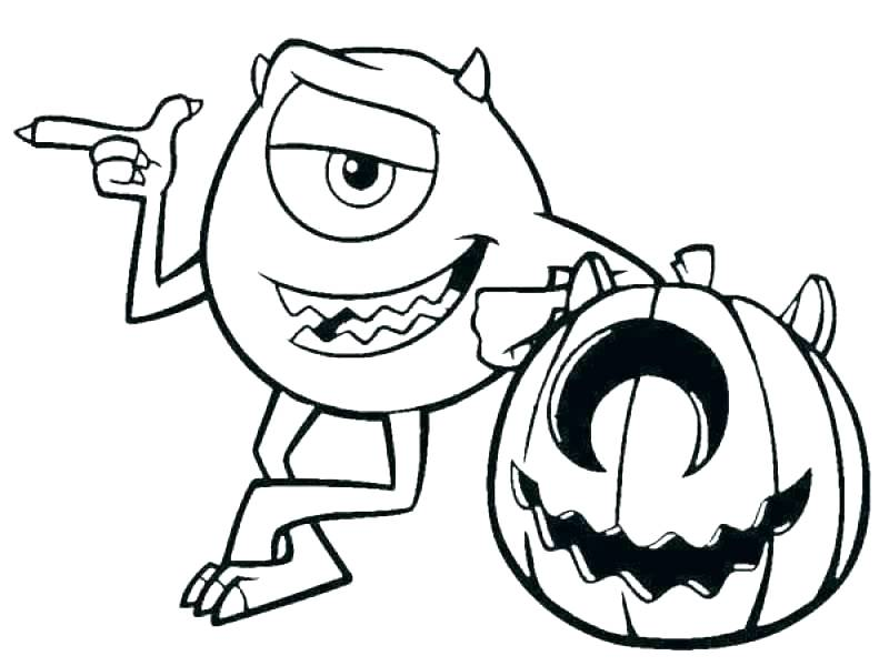 800x600 Scary Zombie Coloring Pictures Bat Pumpkin Dragon Pages Marvellous