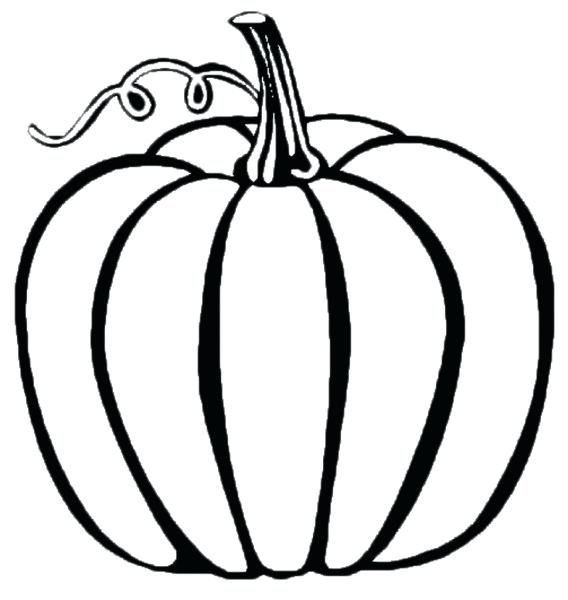 568x600 simple pumpkin drawing how to draw a pumpkin scary pumpkin simple