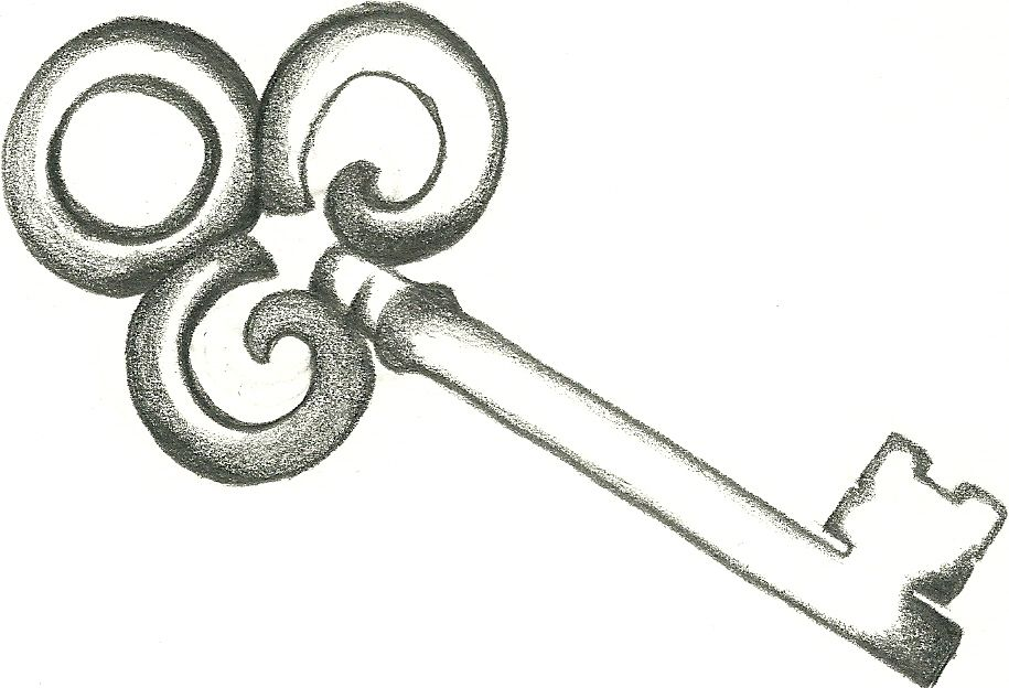 915x624 old fashioned key alice and wonderland key drawings, old