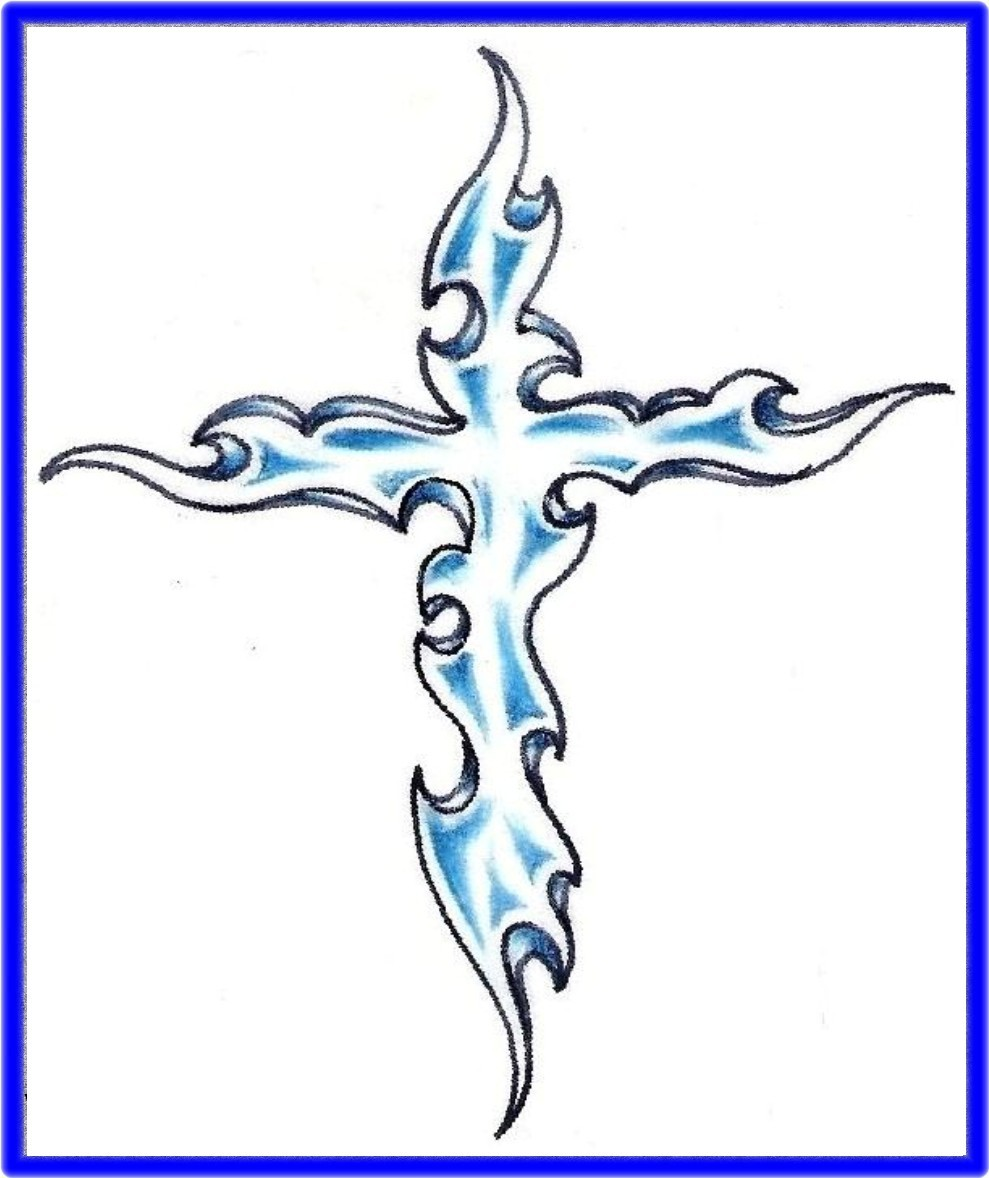 989x1178 Cross Drawings Images Cool Simple Drawing Tattoo Crosses
