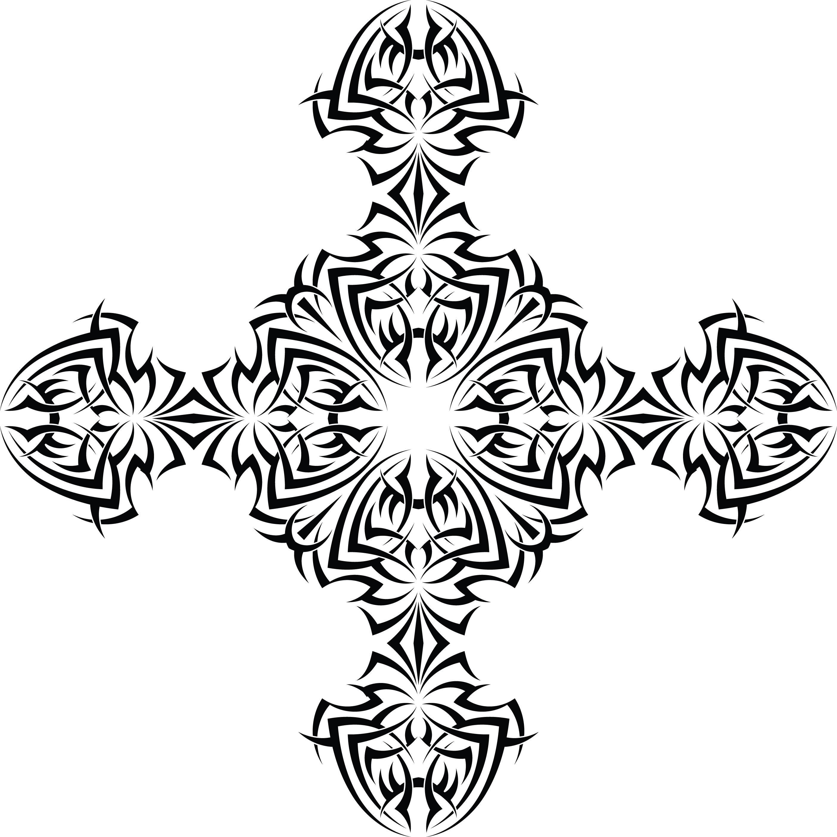 2810x2810 Cross Tattoos For Men