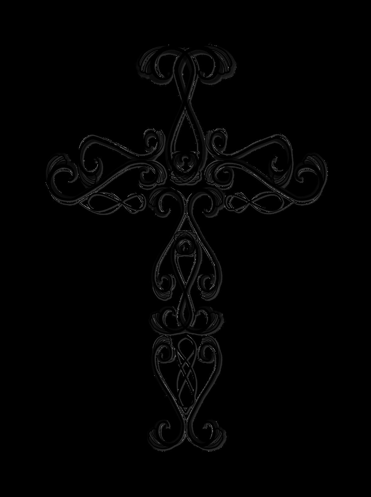 1194x1600 Crosses Vector Cross Tattoo Transparent Png Clipart Free