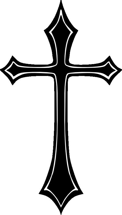 473x832 Gothic Cross