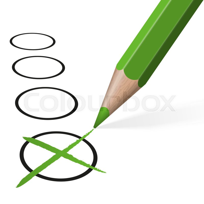 800x800 Green Colored Pencil Drawing Cross For Stock Vector Colourbox