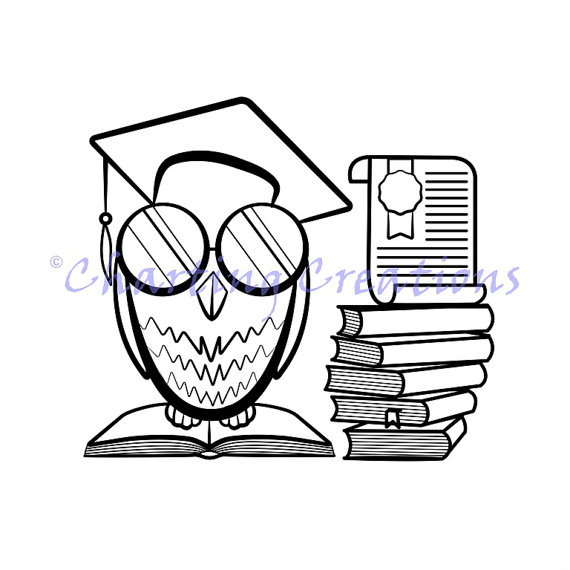 570x570 Stitch Drawing Graduation For Free Download