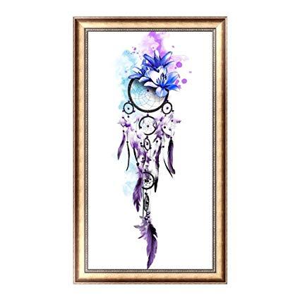 425x425 Yajom Diy Diamond Embroidery Painting Wind Chimes