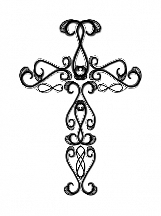 640x857 Catholic Drawing Tattoo Transparent Png Clipart Free Download