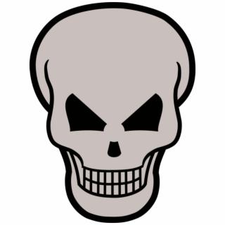 320x320 Hd Evil Transparent Skull Crossbones