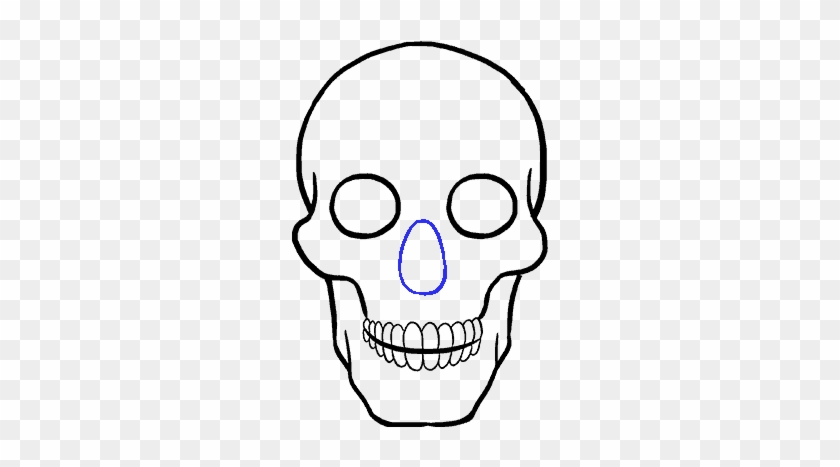 840x467 How To Draw Skull And Crossbones