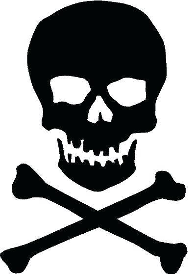 400x558 Simple Skulls