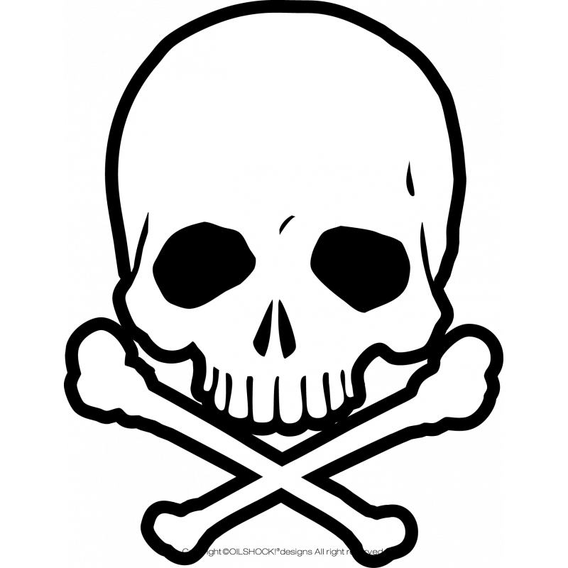 800x800 Skull And Crossbones Tattoos Pictures And Cliparts, Download Free