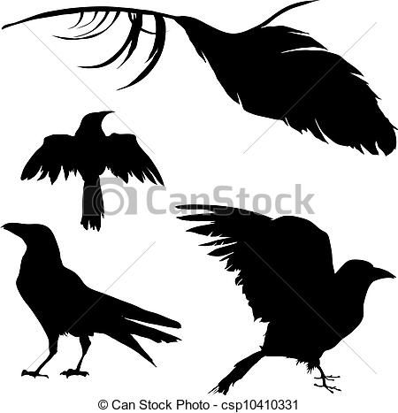 450x467 Image Result For Raven Line Drawing Logo Crow, Crow Silhouette