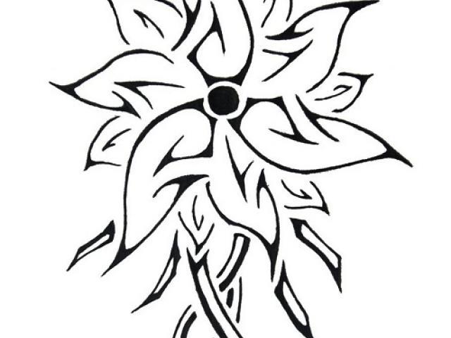640x480 Tribal Crow Tattoo Designs Free Download Clip Art