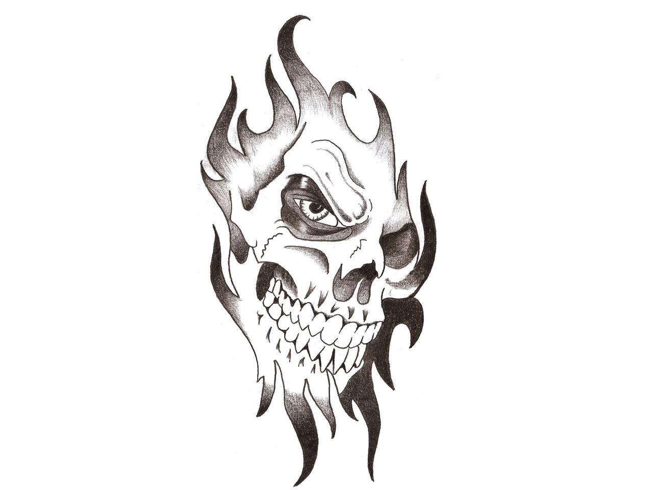 1280x960 Black Crow On Woman Mask Tattoo Design Tattoo Ideas
