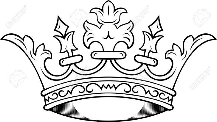 728x410 Simple King Crown Drawing Wikiprestashop