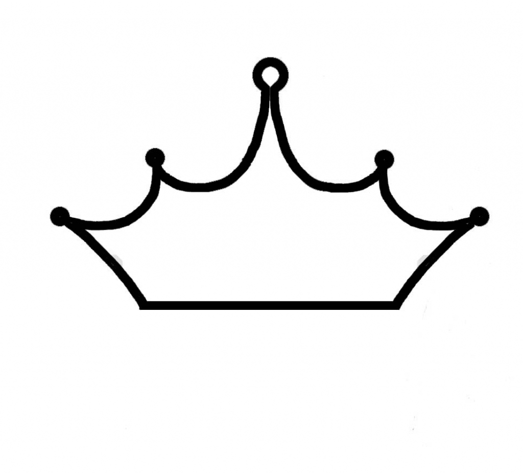 1024x925 Simple Crown Drawing Free Download Clip Art