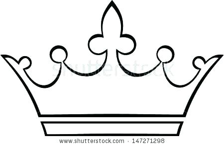 image regarding Free Princess Crown Template Printable called Crown Drawing Template Totally free obtain least difficult Crown Drawing