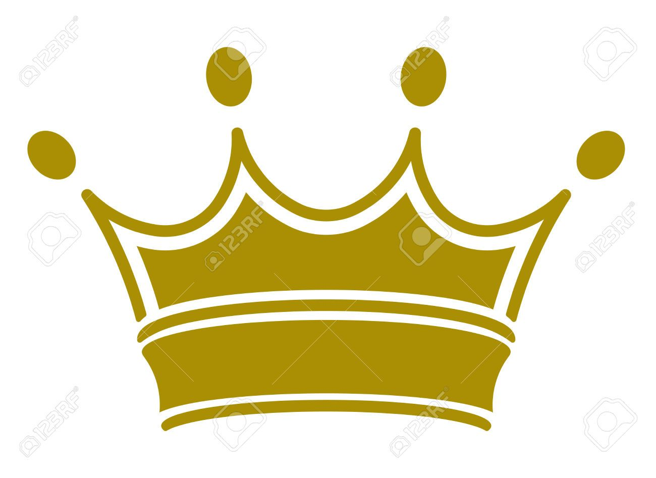 1300x947 king crown stock vector illustration and royalty free king crown
