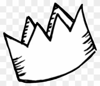 320x277 Drawn Crown Transparent Tumblr