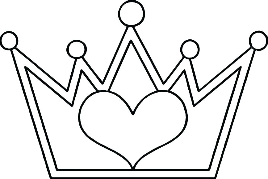 868x582 Template For A Crown