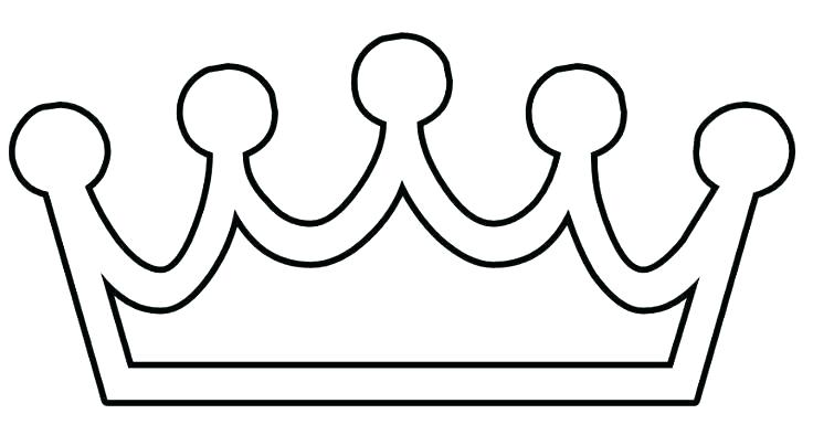 736x394 Crowns Coloring Pages Crown Drawing Coloring Pages Crown King
