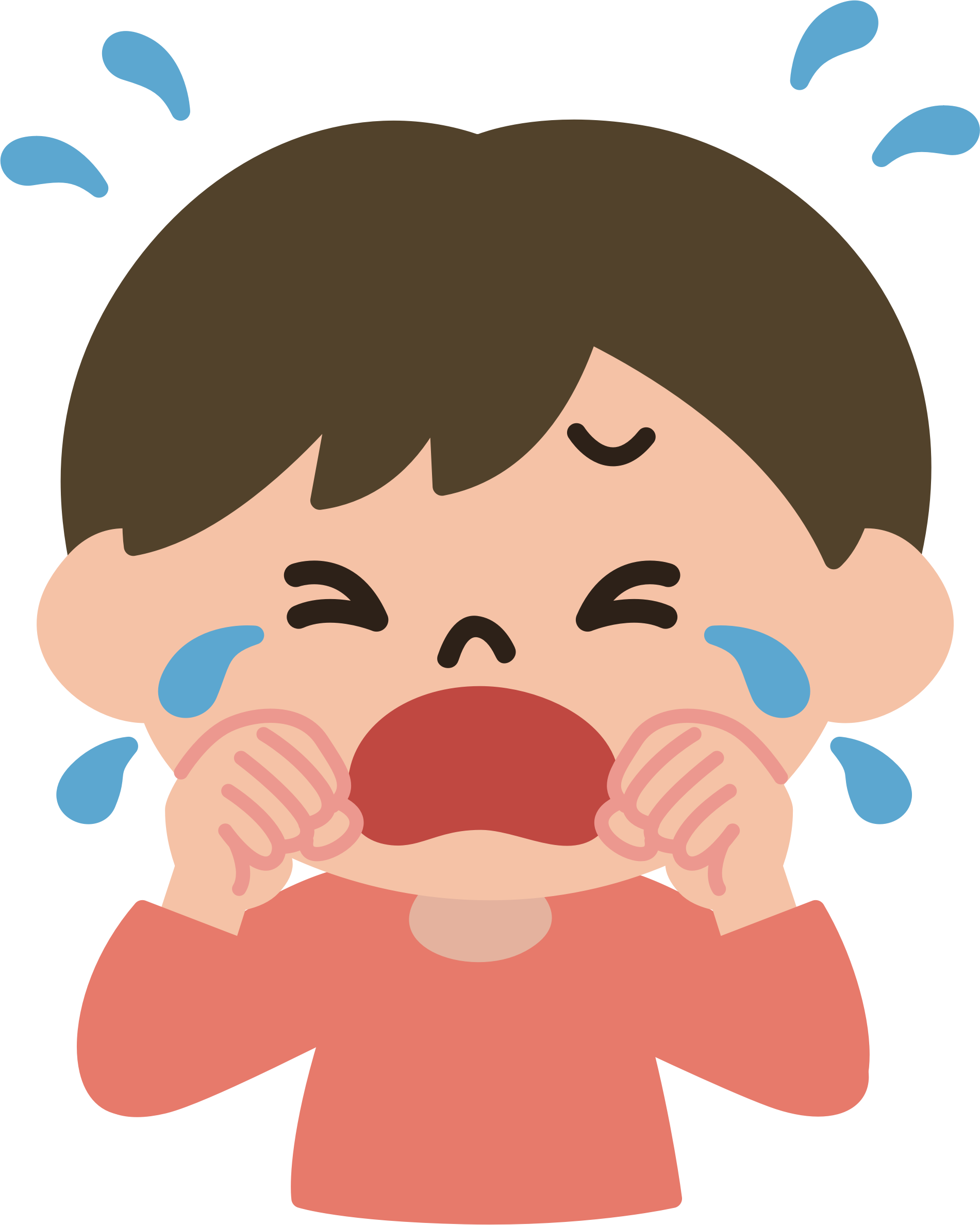 1901x2376 Crying Boy Png Transparent Library Huge Freebie! Download
