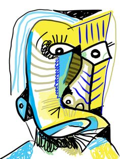Cubism Drawing Free Download Best Cubism Drawing On