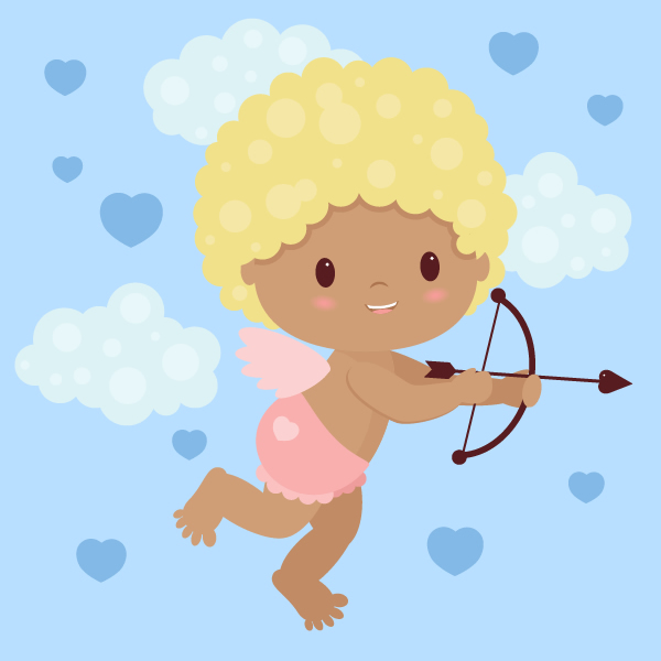 600x600 How To Create A Valentine's Day Cupid Illustration In Adobe